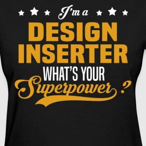 Design Inserter - Women's T-Shirt