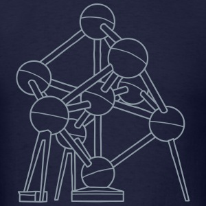 Atomium Brussels T-Shirts - Men's T-Shirt