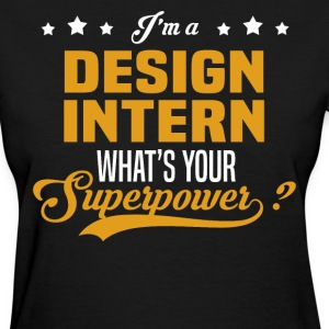 Design Intern - Women's T-Shirt