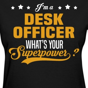 Desk Officer - Women's T-Shirt