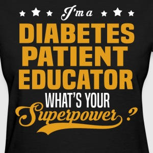 Diabetes Patient Educator - Women's T-Shirt