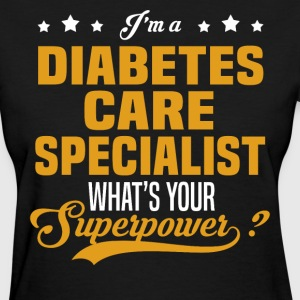 Diabetes Care Specialist - Women's T-Shirt