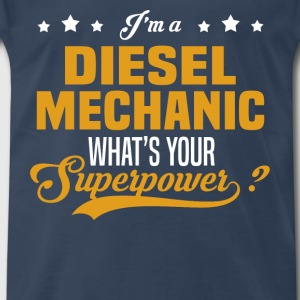 Diesel Mechanic - Men's Premium T-Shirt