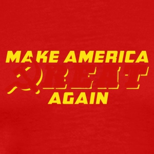 Make America *reat Again - Men's Premium T-Shirt