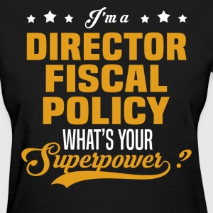 Director Fiscal Policy - Women's T-Shirt