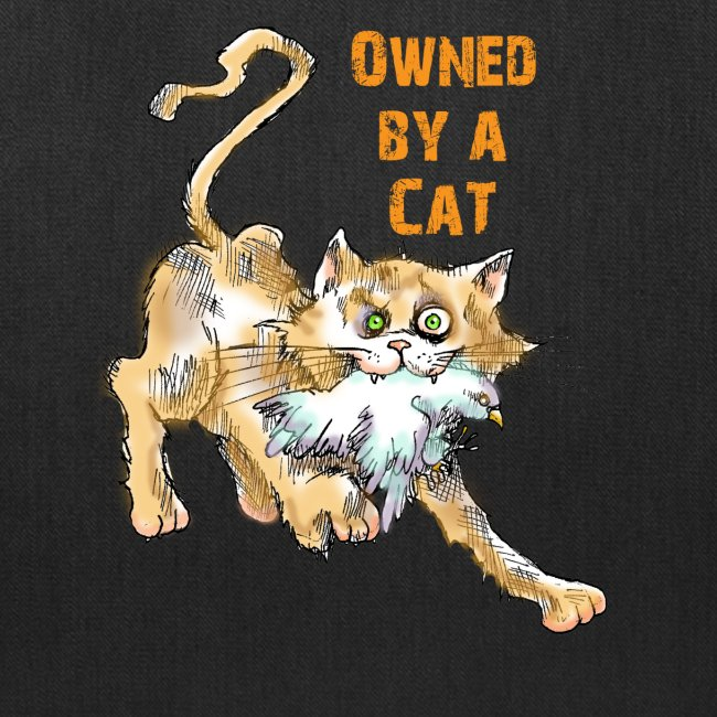 Owned by A Cat Tote