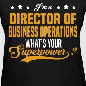 Director of Business Operations - Women's T-Shirt