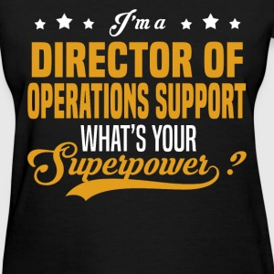 Director of Operations Support - Women's T-Shirt