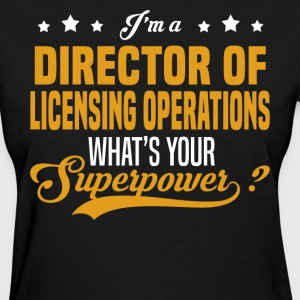 Director of Licensing Operations - Women's T-Shirt