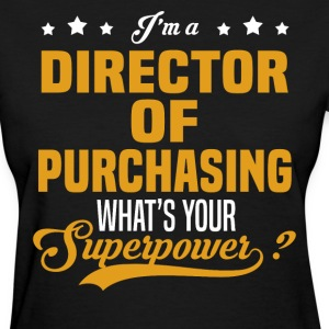 Director of Purchasing - Women's T-Shirt