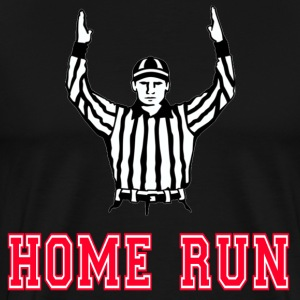 home run.png T-Shirts - Men's Premium T-Shirt