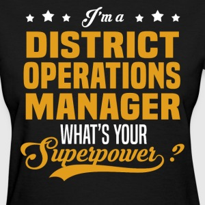 District Operations Manager - Women's T-Shirt