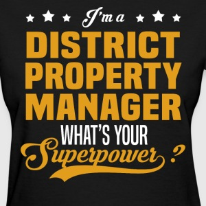 District Property Manager - Women's T-Shirt