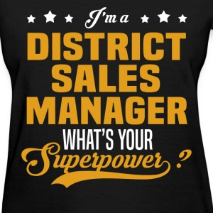 District Sales Manager - Women's T-Shirt