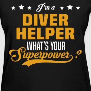 Diver Helper - Women's T-Shirt