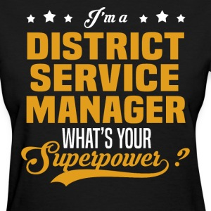 District Service Manager - Women's T-Shirt