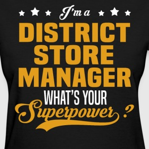 District Store Manager - Women's T-Shirt