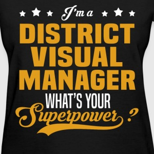 District Visual Manager - Women's T-Shirt