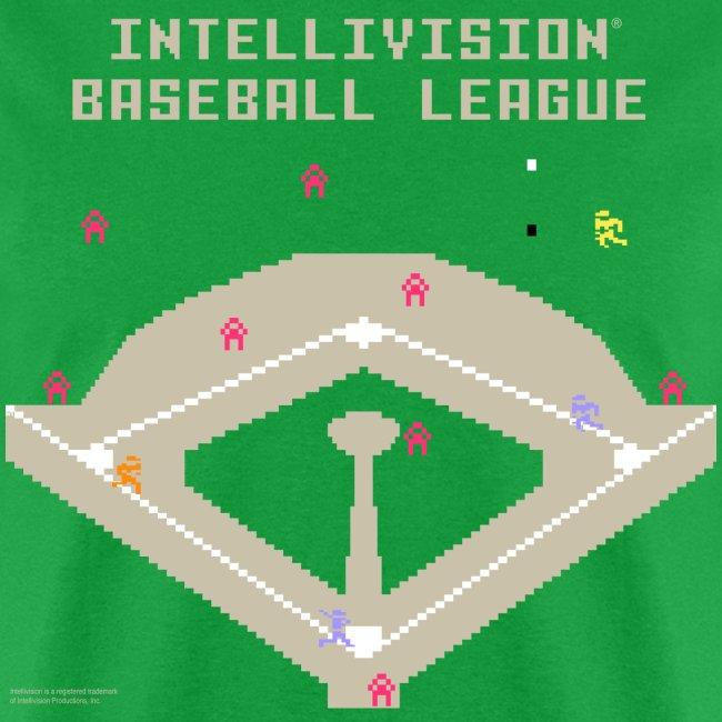 Intellivision Baseball League shirt