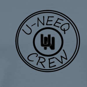 Basic Crew Logo - Men's Premium T-Shirt