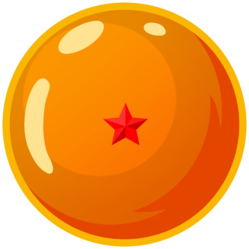 (DB) Dragonballs - 1 Star