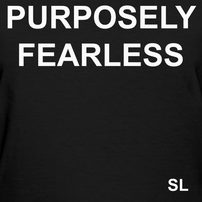 Empowering Black Girls Tees By Lahart Purposely Fearless Strong