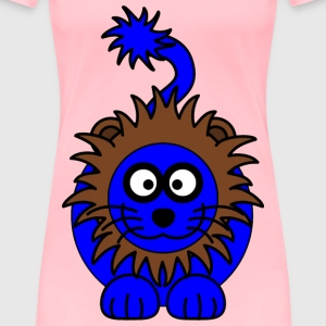 Blue Lion - Women's Premium T-Shirt