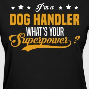 Dog Handler - Women's T-Shirt