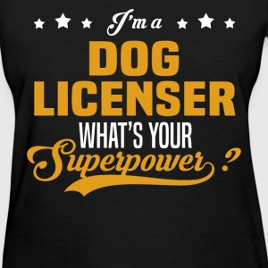 Dog Licenser - Women's T-Shirt