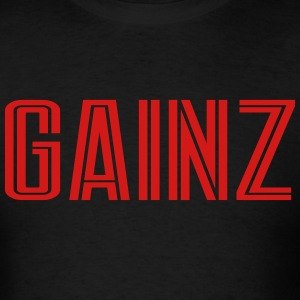 gainz T-Shirts - Men's T-Shirt