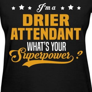Drier Attendant - Women's T-Shirt