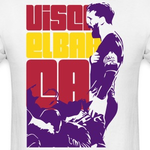Barcelona Special Soccer T-Shirts - Men's T-Shirt