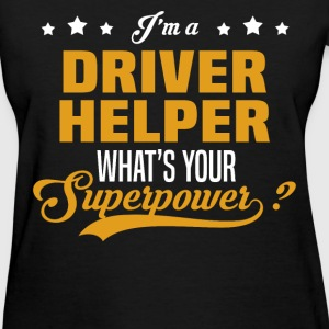 Driver Helper - Women's T-Shirt