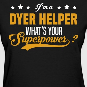 Dyer Helper - Women's T-Shirt