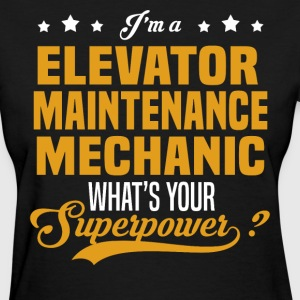 Elevator Maintenance Mechanic - Women's T-Shirt