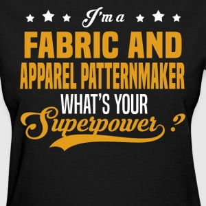 Fabric and Apparel Patternmaker - Women's T-Shirt