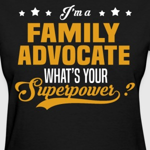 Family Advocate - Women's T-Shirt