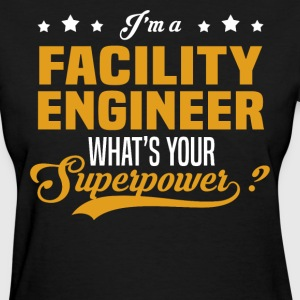 Facility Engineer - Women's T-Shirt