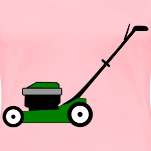 Lawnmower - Women's Premium T-Shirt