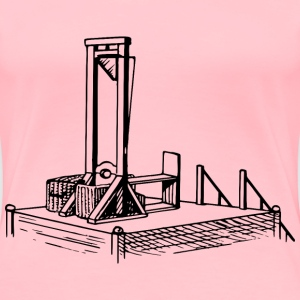 Guillotine - Women's Premium T-Shirt