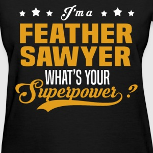 Feather Sawyer - Women's T-Shirt