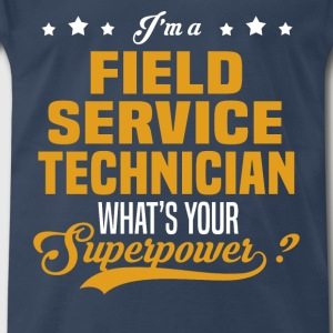 Field Service Technician - Men's Premium T-Shirt
