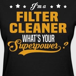 Filter Cleaner - Women's T-Shirt