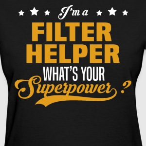 Filter Helper - Women's T-Shirt