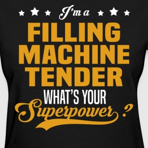 Filling Machine Tender - Women's T-Shirt