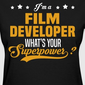 Film Developer - Women's T-Shirt