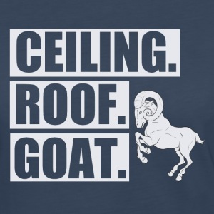 CEILING,ROOF,GOAT Long Sleeve Shirts - Women's Premium Long Sleeve T-Shirt