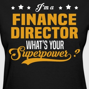 Finance Director - Women's T-Shirt