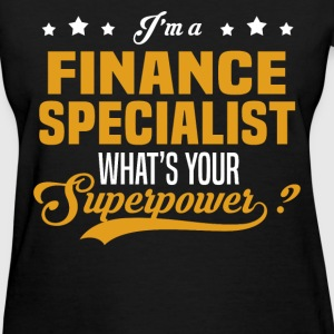 Finance Specialist - Women's T-Shirt