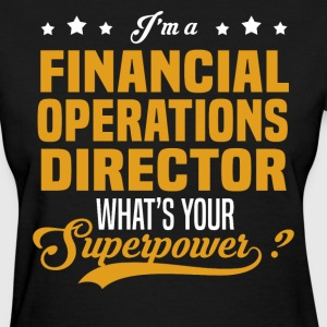 Financial Operations Director - Women's T-Shirt